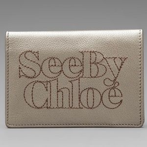 See By Chloe Zip File Passport Cover